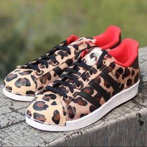 ADIDAS | Superstar Shell Toe Pack (Leopard)